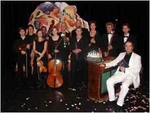 Zauberflote orkest