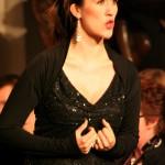 Emilie de Voght met Miserere van Verdi
